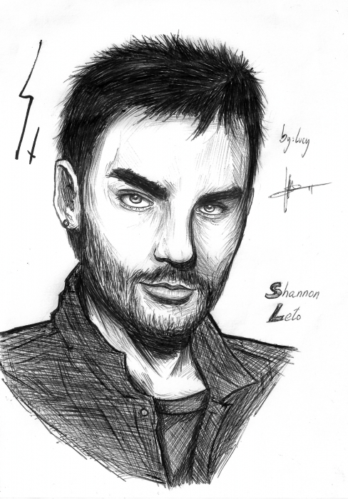 Shannon Leto by LucyRedfield